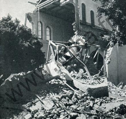 tremblement de terre d'Orléansville