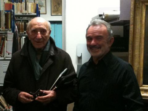 Charles Baldino et Joseph Perez