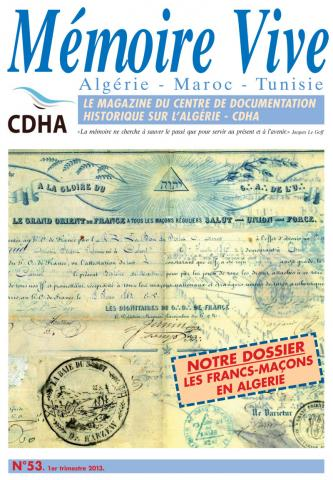 Mémoire Vive n°53