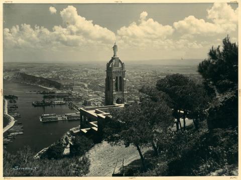 Oran, Santa-Cruz