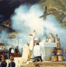 Première Messe Kabylie