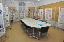 L'exposition des SAS au lycée militaire d'Aix