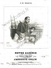 Partition Notre Algérie